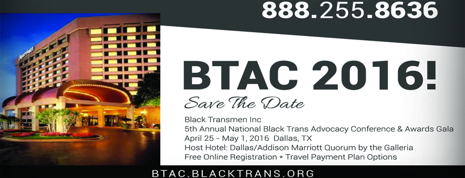 National Black Trans Advocacy Conference