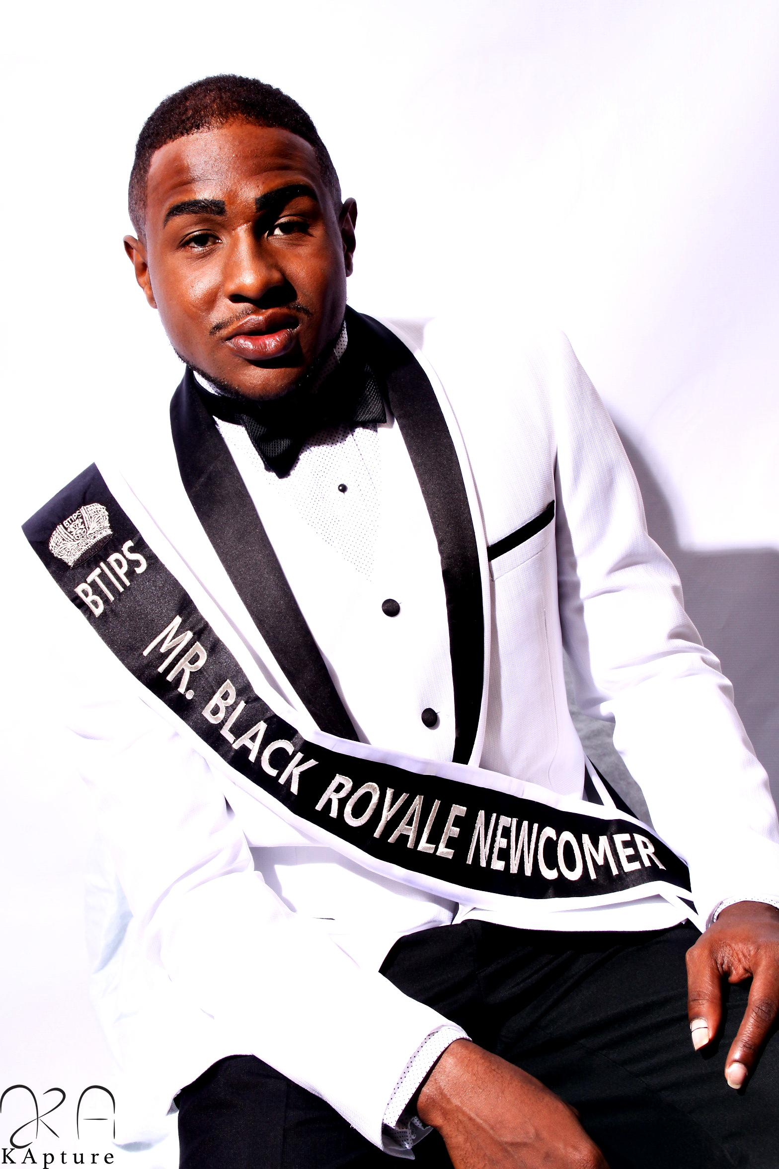 Mr Black Royale Newcomer 2015 - Boomer Sanchez Brooks